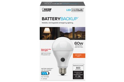 Dusk-To-Dawn & Battery Back-Up Light Bulbs - CBS BAHAMAS LTD